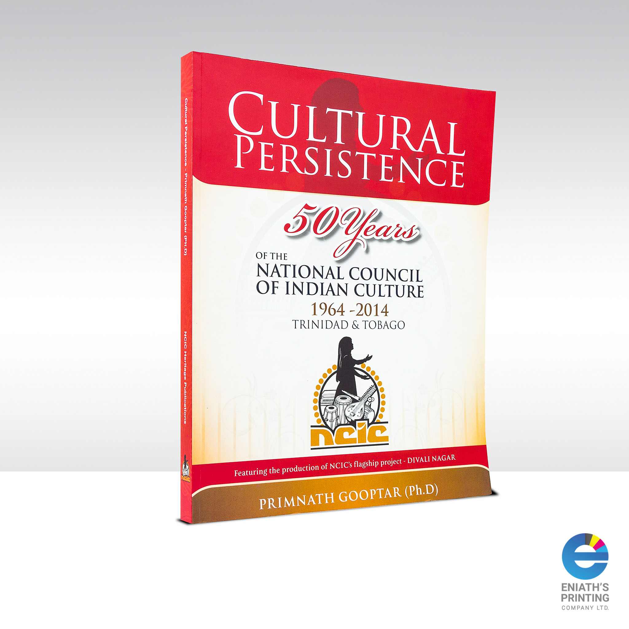 Cultural Persistence - Printed by Eniath's Printing Co. Ltd.
